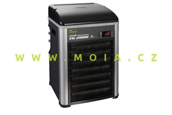Nový, nízkonákladový chladič Teco TK2000 - ekologické úspornější chladivo R290, WIFI