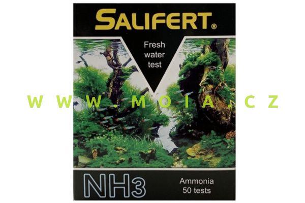 Salifert - Ammonia / amoniak - sladkovodní profesionální test