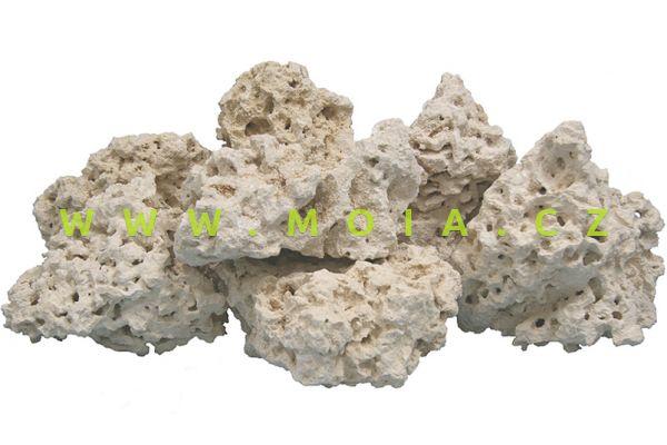 Karibský korálový kámen Coral Rock Nature´s Ocean (karton 18,14 kg)