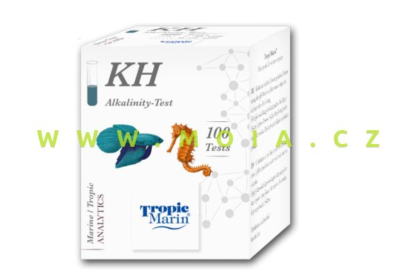 Testy TROPIC MARIN® KH/Alkalita - mořská & sladká voda