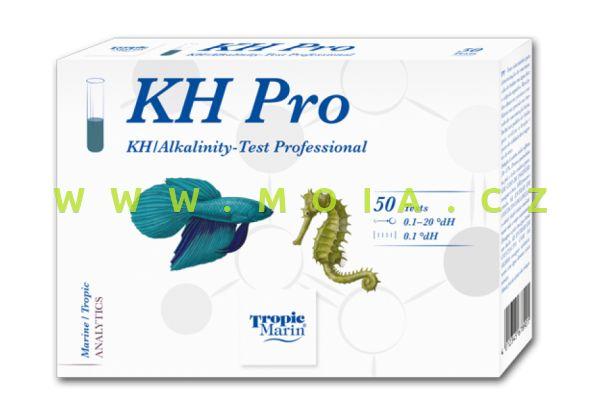 Profesionální testy TROPIC MARIN® KH/Alkalita - mořská & sladká voda