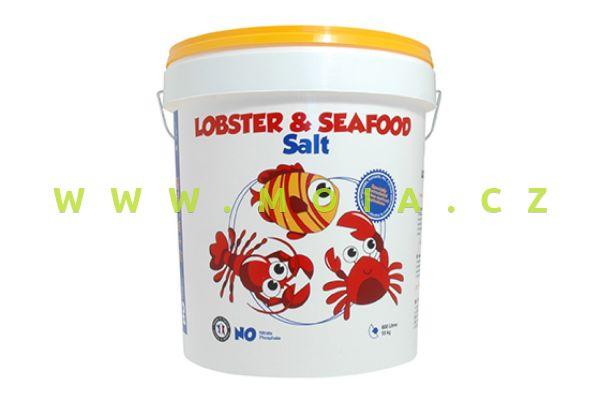 Mořská sůl AQUARIUM SYSTEMS pro humry a jiné korýše LOBSTER SALT 18 kg – 600 litrů