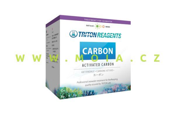 Triton ošetřování,  aktivní uhlí - Activated carbon, 1 l