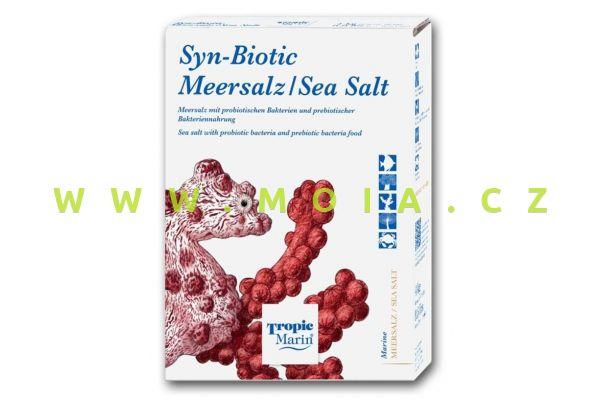 Mořská sůl TM SYN-BIOTIC SeaSalt, 4kg - 120 l, karton