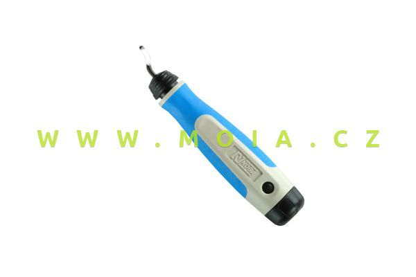 Škrabák hran PVC - universální, 3 nože