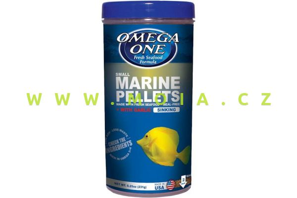 Garlic Marine pellets, sinking, 2mm, 231g