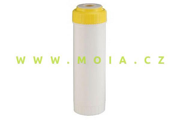 Pouzdro do filtrační nádoby – pro obsah 0,6 l iontoměniče k reverzní osmóze