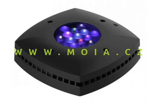 LED osvětlení  AI Prime 16HD (55W) - 12,4x12,4x3,4 cm - černá