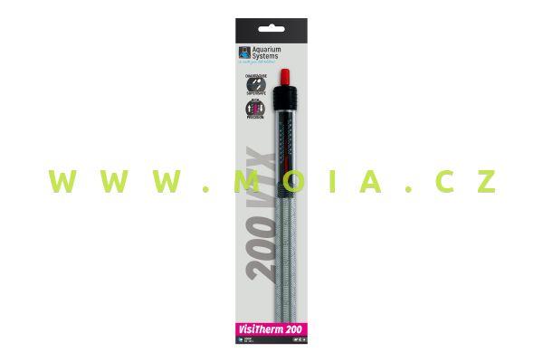 Akvarijní topítko regulační VisiTherm   VTX 200, 200 W
