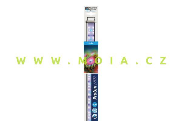 Proten LED bar marine 600–900 mm 20 W, samostatné osvětlení nebo místo zářivky T5