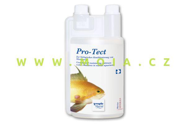 TROPIC MARIN® PRO-TECT 250 ml láhev  pro úspěšnou aklimatizaci a zdraví ryb