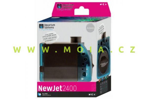 Čerpadlo Aquarium Systems NEW JET 2400, 390-2400 l/h - 2,45 m - 40 W