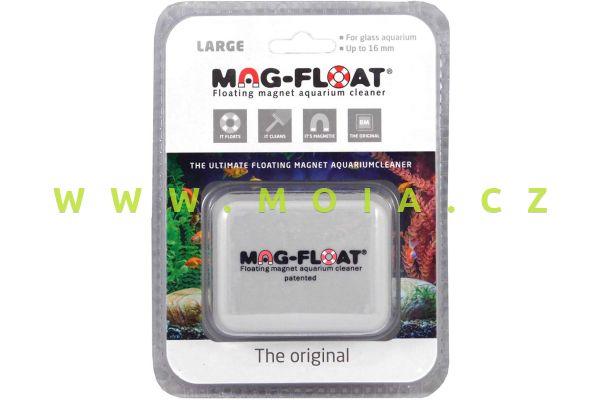 """Magnet plovoucí """"MAG-FLOAT® Large"""" na čištění skel tloušťky 16 mm, new version"""