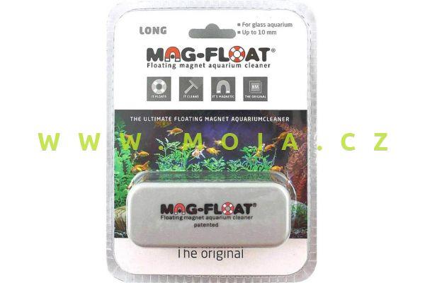 """Magnet plovoucí """"MAG-FLOAT® Long"""" na čištění skel tloušťky 12 mm, new version"""