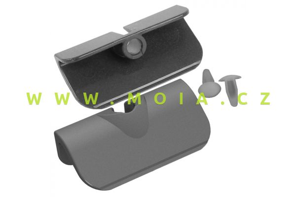TUNZE® 0220.156 - 2 kusy náhradní plastová čepel 45 mm pro Care Magnet