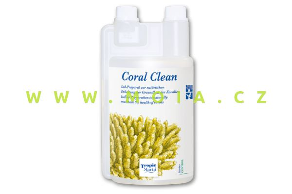 TROPIC MARIN® CORAL CLEAN 250 ml, účinný na parazity korálů a mikrobiální choroby