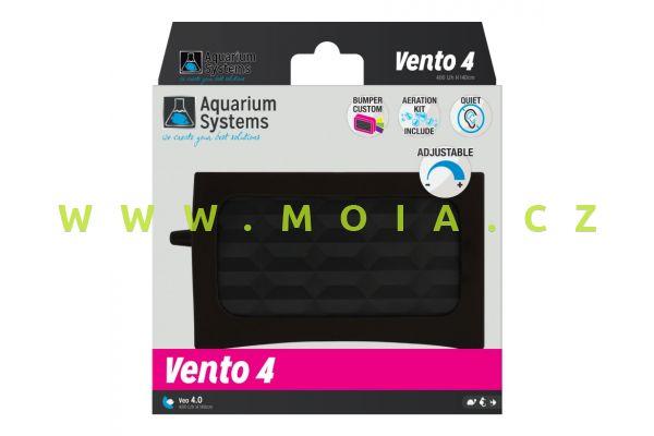 Aquarium Systems VENTO 4.0 – 2× 200 l/h tichý vzduchovací motorek pro nejhlubší akvária