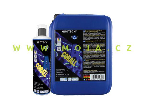 GroTech stopové prvky – Corall A, 5000 ml