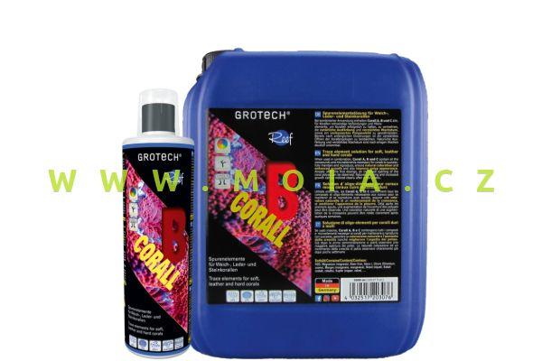 GroTech stopové prvky – Corall B, 5000 ml