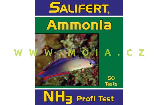 Testy Salifert – Ammonia Profi-Test (NH3,NH4)