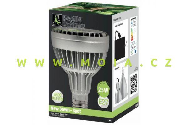 New Dawn LED Compact 25 W, E27 – Reptile Systems terarijní LED vertikální pro růst rostlin