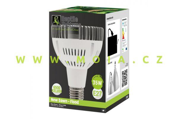New Dawn LED Compact 35 W, E27 – Reptile Systems terarijní LED vertikální pro růst rostlin
