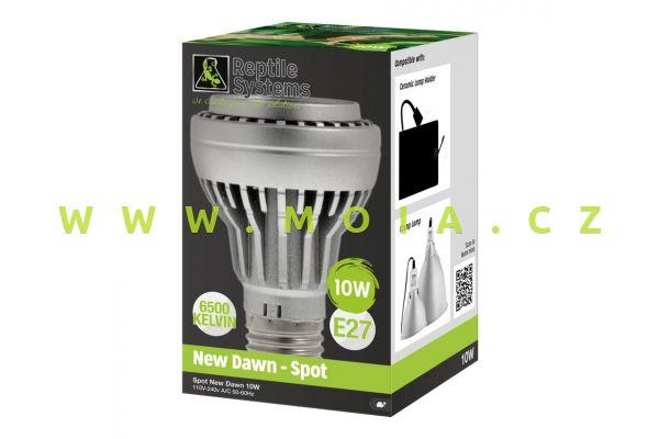 New Dawn LED Compact 10 W, E27 – Reptile Systems terarijní LED vertikální pro růst rostlin