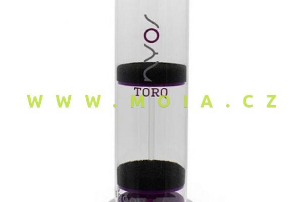 ND – náhradní bio-houba s dírou pro Nyos TORQ system reactor průměr 70