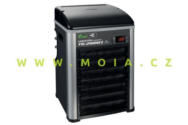 Chladič Teco TK2000L pro lobstry aj. chlazená akvária 5 – 15 st. C