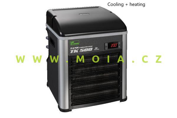 Chladič s ohřevem Teco TK500 Cooling + heating, chladivo R290, WIFI