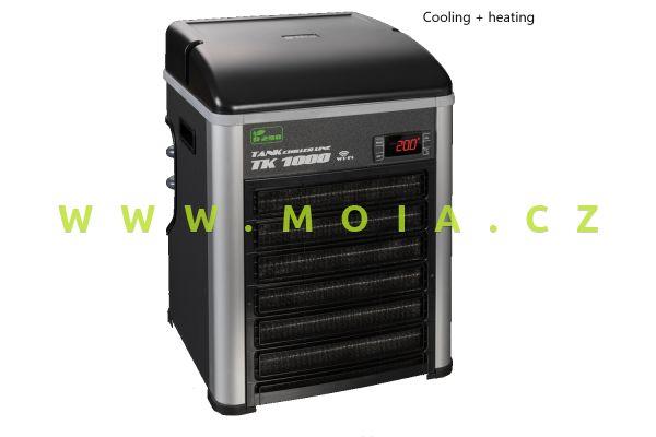 Chladič s ohřevem Teco TK1000 Cooling + heating, chladivo R290, WIFI