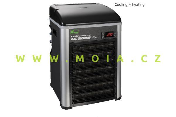 Chladič s ohřevem Teco TK2000 Cooling + heating, chladivo R290, WIFI