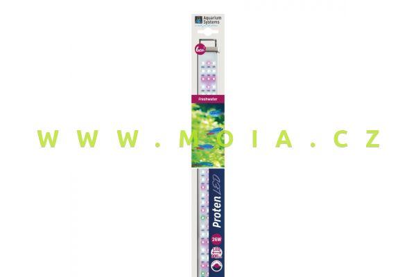 Proten LED bar freshwater 600–900 mm 20 W, samostatné osvětlení nebo místo zářivky T5