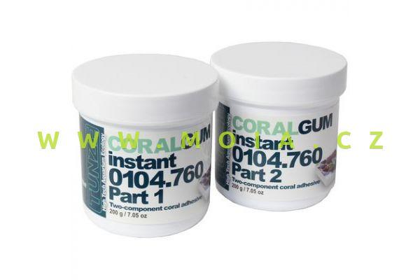 TUNZE® Coral Gum instant 0104.760 – lepidlo na dekoraci a korály, 400 g