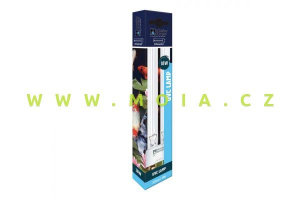Náhradní komp. zářivka germicidní Ultra Clear UV-C, AS GPX PL-L 18 W (2G11, 217 mm)