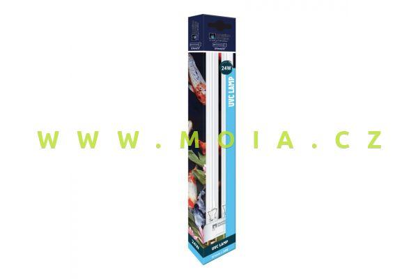 Náhradní komp. zářivka germicidní Ultra Clear UV-C, GPX PL-L 24 W (2G11, 317 mm)