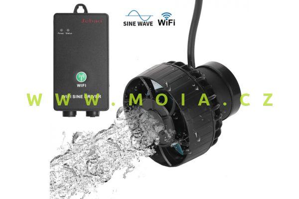 Jebao SLW-20 M Wifi APP Control Wave Maker, proudové čerpadlo do 10000 l/hod, 20 W