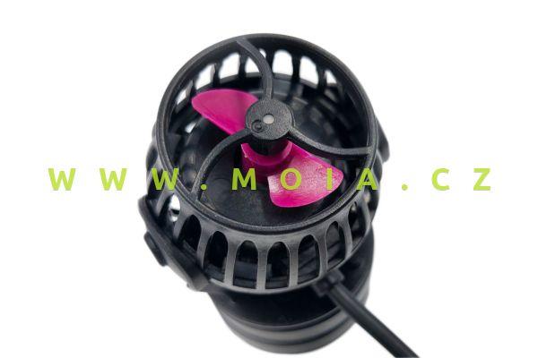 NEW Jebao MOW 5 Smart Wave WiFi LCD Display, proudové čerpadlo do 5000 l/h, 12 W