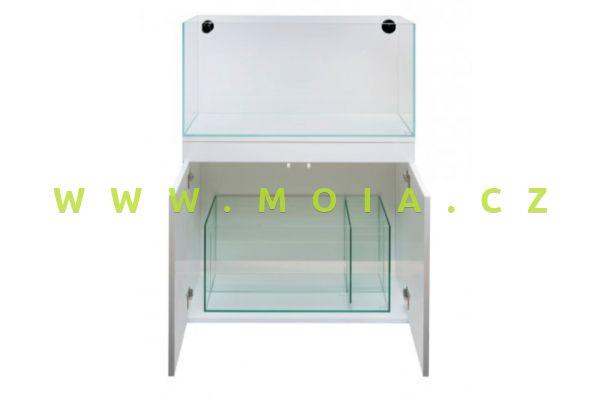 "Skříňka pod akvárium ""Signature""  900 × 450 × 750 mm Glacier White"