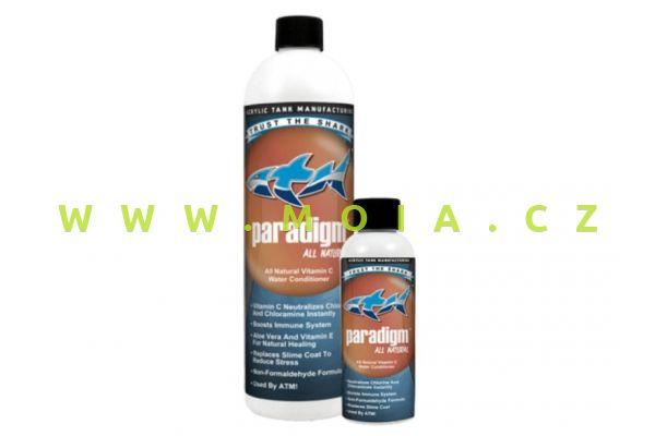 ATM Paradigm All Natural Dechlorinator – přírodní protistresový přípravek, 118 ml