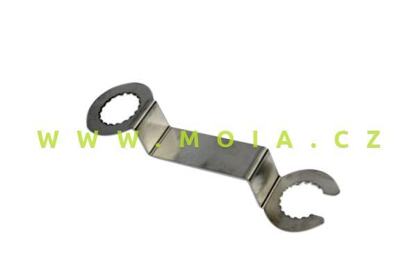 Pomocný klíč pro jednotky TECO