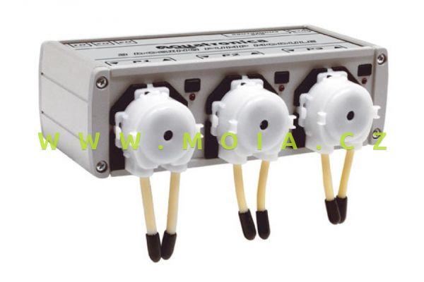 Dávkovací systém ACQ450 3-kanálový pro Aquatronica