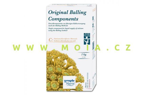 TROPIC MARIN® Original Balling Components, díl C (mořské soli bez NaCl), 1000 g