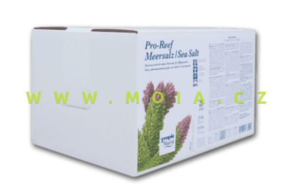 Mořská sůl Tropic Marin® PRO-REEF Sea Salt, karton 20 kg – 600 l