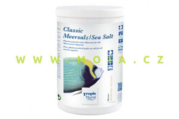 Mořská sůl  Tropic Marin® Seasalt Classic, dóza 2 kg – 60 l