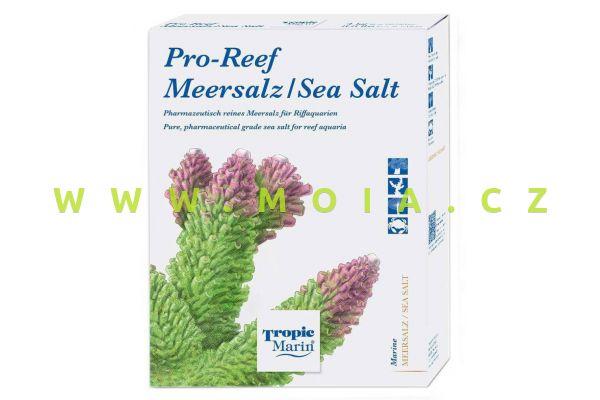 Mořská sůl Tropic Marin® PRO-REEF Sea Salt, karton 4 kg – 120 l