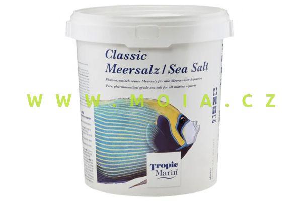 Mořská sůl  Tropic Marin® Seasalt Classic, kbelík 25 kg – 750 l