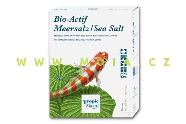 Mořská sůl  Tropic Marin® BIO-ACTIF sea salt, 4 kg – 120 l