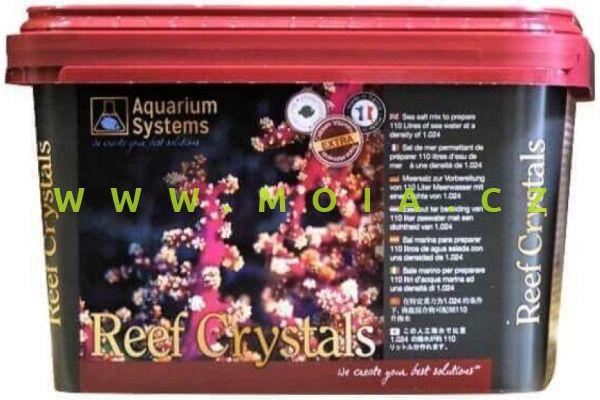 Mořská sůl AQUARIUM SYSTEMS REEF CRYSTALS 10 kg – 300 l