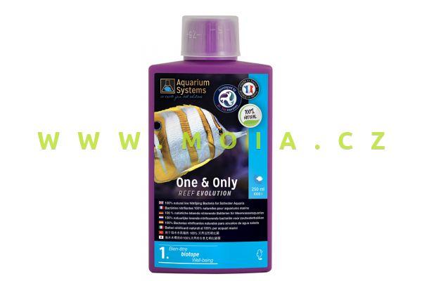Dr.Tim´s ONE & ONLY nitrifikační bakterie, 250ml